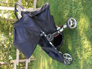Baby Jogger City Mini Double Stroller - AWESOME STROLLER!!