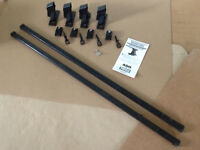 """Thule 400 Foot Pack with 50"""" Load Bars & Locks"""