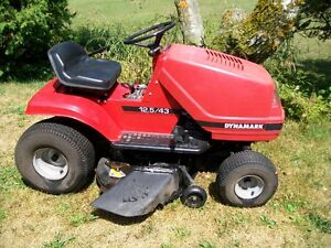 Lawn Tractor-Mower Murray Dynamark