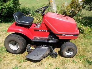 Lawn Tractor-Mower Murray Dynamark