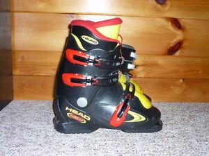 Boys HEAD Ski Boots
