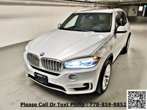2016 BMW X5 XDRIVE35I Individual Package