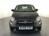 2009 59 ABARTH 500 3 DOOR HATCHBACK SERVICE HISTORY FINANCE PX WELCOME