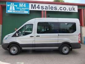 Ford Transit 125ps,12 seat minibus 3.5T