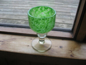 Two Large Goblets 5.00