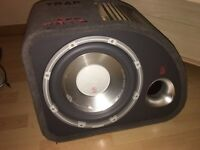 Active subwoofer for car £90 (RRP £150)