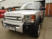 Land Rover Discovery 3 4.4 V8 HSE PETROL 4X4 AUTO 7 SEATER