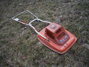 Vintage 'Flymo' Electric Hover Lawnmover