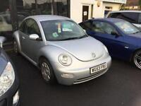 Volkswagen Beetle 1.6 2003 only 70k FSH A GREAT VALUE CAR