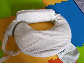Free breast feeding cushion - My Brest Friend