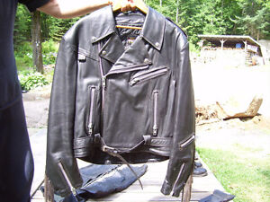 Men's and Ladies Leather bike clothing, Excellent conditon
