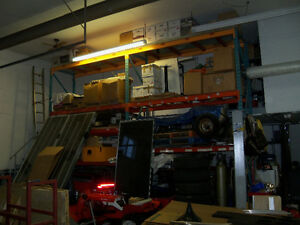 Racking Industrielle (rayonnage)
