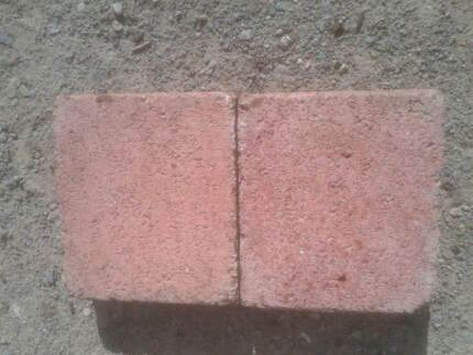 Cobblestone Pavers, 23sqm red, Recycled, ON PALLETS North Plympton West Torrens Area Preview