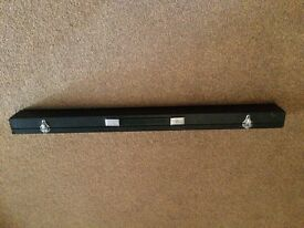 Two piece Snooker Cue with case