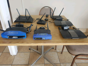 7 Wireless Routers
