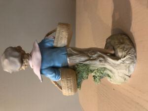 Pair of Antique Victorian Figurines