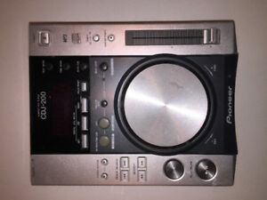 Pioneer Compact Disc Player CDJ-200