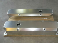 Fabricated aluminum valve covers 383/440 mopar
