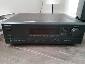Onkyo 5.1 ch Stereo Receiver Tuner Amplifier HT-R420