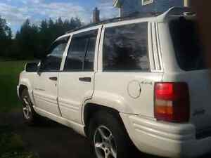 1998 Jeep Grand Cherokee Wagon