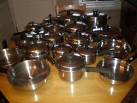 CHAUDRONS STAINLESS