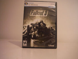 Fallout 3 FULLY WORKING for sale!
