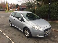 FIAT PUNTO SPORTING 1.2 2006 not TDI golf sri sxi corsa Clio