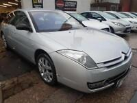 2006 (06) CITROEN C6 2.7 EXCLUSIVE V6 HDI 4DR AUTOMATIC
