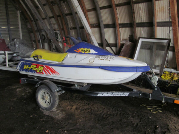 Used 1997 Yamaha 650 Wave Runner