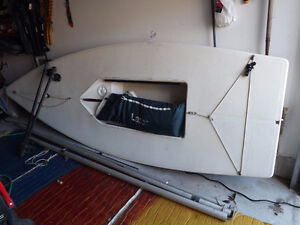 Laser Sailboat in good condition