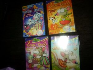 toopy and binoo dvd lot