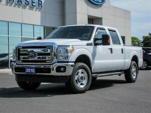 2015 Ford Super Duty F-250 SRW King RanchF250 SUPER DUTY XLT