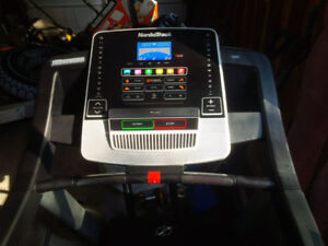 Nordictrack T7.0 treadmill  paid over $1100.00 new