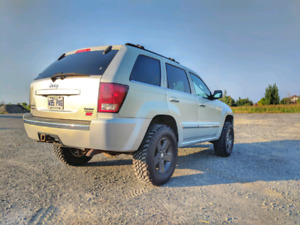 Jeep Grand Cherokee Limited 2008 5.7L hemi quadradrive 2