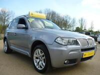 BMW X3 3.0sd auto 2007MY M Sport 1 PREVIOUS KEEEPER LOADS OF HISTORY