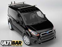 NEW - Ford Transit Connect Van Roof Bars for 2014 -2016 models