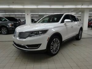 Lincoln MKX Reserve AWD ENTRETIEN 1 AN 2016