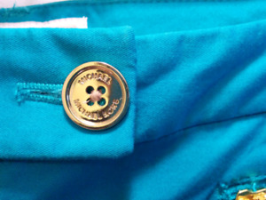 Michael Kors Teal Pants