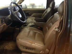 Tan Leather Seats for 90-99 Yukon / Tahoe / Crew Cab Trucks