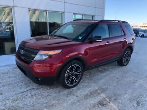2014 Ford Explorer Sport 4D Utility V6 AWD  - Leather Seats