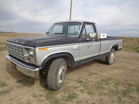 1980 Ford F-250 Pickup Truck For Sale