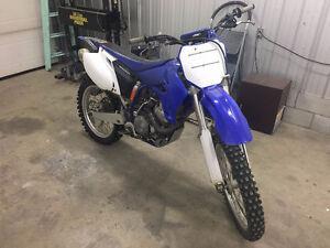 Yamaha yzf 450 2003