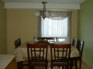 "1 BDRM Furnished. INCL: WIFI, CABLE, Laundry, 42"" LED TV -$625"