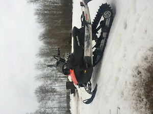 Polaris switchback