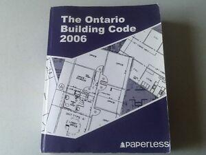 THE ONTARIO BUILDING CODE 2006 – VOL. 1