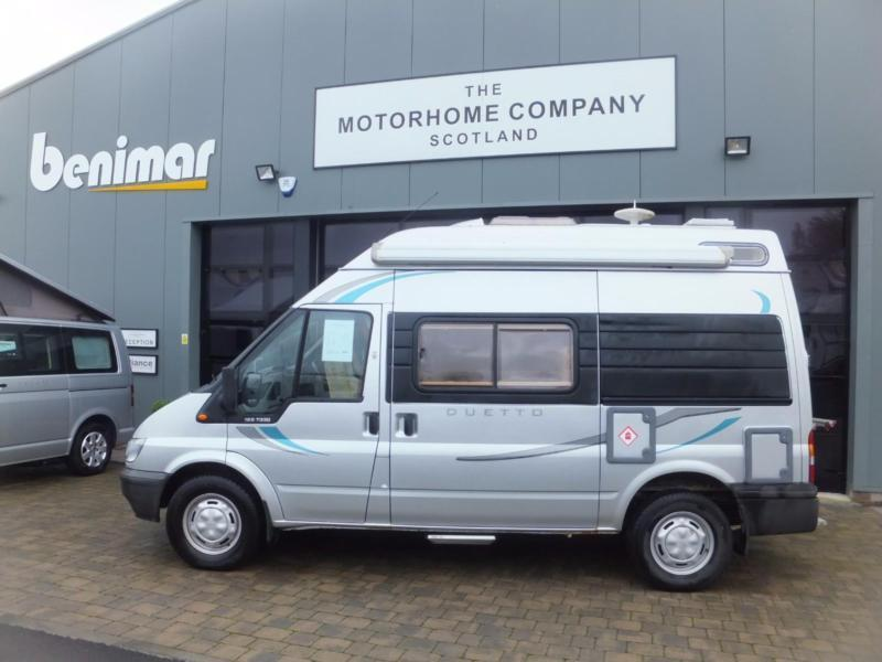 Auto Sleepers For Sale Gumtree: Ford Autosleeper Duetto Campervan For Sale Two Berth