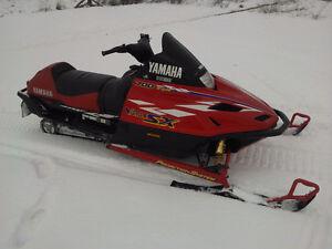 1997 Yamaha SX 700