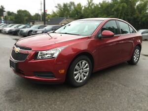 2011 CHEVROLET CRUZE 1LT * POWER GROUP * PREMIUM CLOTH SEATING * London Ontario image 2