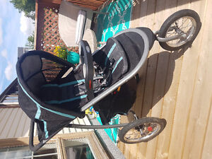 Graco FastAction Fold Click Connect Jogger