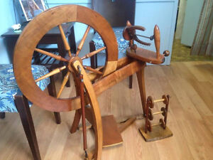 Ashford Traditional Wheel!